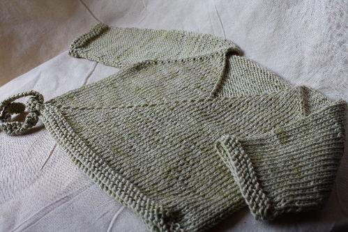 modele tricot bebe sans couture
