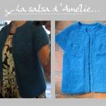 photo tricot modèle tricot bébé sans couture 4