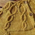 photo tricot modèle tricot bébé sans couture 6