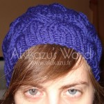 photo tricot modèle tricot bonnet 15