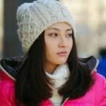 photo tricot modèle tricot bonnet pompon 16