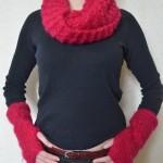 photo tricot modèle tricot débutant niveau 8