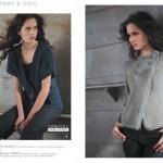 photo tricot modèle tricot débutant niveau 9