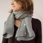 photo tricot modèle tricot echarpe qui ne roule pas 12