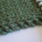 photo tricot modèle tricot echarpe qui ne roule pas 14