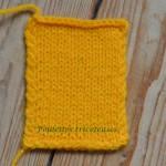 photo tricot modèle tricot echarpe qui ne roule pas 2