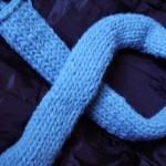 photo tricot modèle tricot echarpe qui ne roule pas 7
