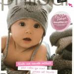 photo tricot modèle tricot facile bonnet bébé 15