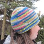 photo tricot modèle tricot facile québec 4