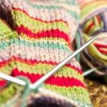 photo tricot modèle tricot facile québec 5