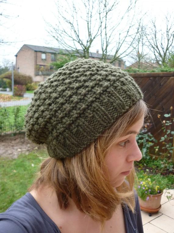 modele tricot gratuit pour femme bonnet Modeles gratuits de tricots