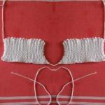 photo tricot modèle tricot jersey chausson bébé gratuit 4