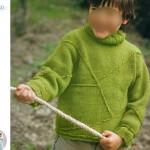 photo tricot modèle tricot jersey qui roule 17