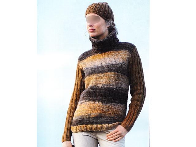 photo tricot modèle tricot jersey qui roule 7