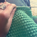 photo tricot modèle tricot jupe 10