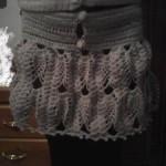 photo tricot modèle tricot jupe 4