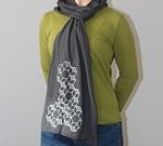 photo tricot modèle tricot nid dabeille gravier 10