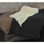 photo tricot modèle tricot nid dabeille gravier