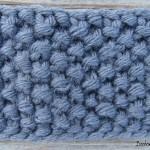 photo tricot modèle tricot point de riz le 16