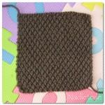 photo tricot modèle tricot point de riz le 18
