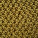 photo tricot modèle tricot point de riz point de blé 5