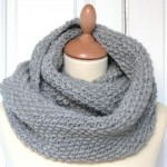 photo tricot modèle tricot snood homme 4