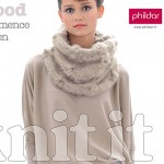 photo tricot modèle tricot snood idee 3
