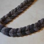 photo tricot modèle tricot torsade natté 13