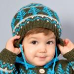 photo tricot modèle tricoter débutant jacquard 11