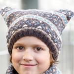 photo tricot modèle tricoter débutant jacquard 12
