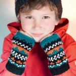 photo tricot modèle tricoter débutant jacquard 13