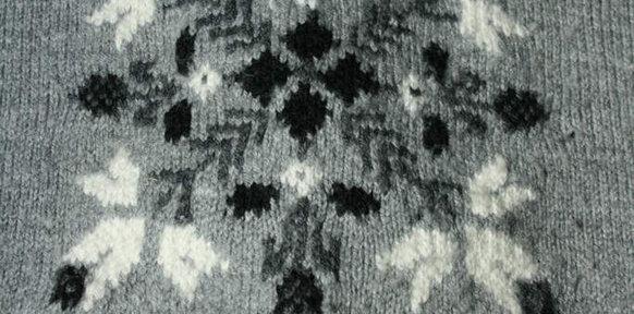 photo tricot modèle tricoter débutant jacquard 17