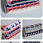 photo tricot modèle tricoter débutant jacquard 18