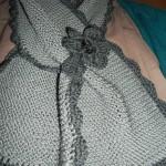 photo tricot modèle tricoter tour de cou jenny 12