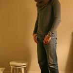photo tricot modèle tricoter tour de cou jenny 13
