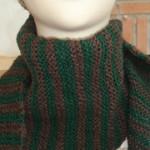 photo tricot modèle tricoter tour de cou jenny 15