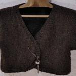 photo tricot modèle tricoter tour de cou jenny 4