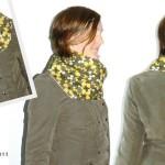 photo tricot modèle tricoter tour de cou jenny 9