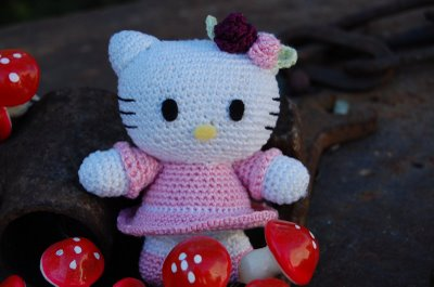 photo tricot model tricot hello kitty for sale 3