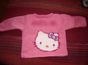 photo tricot model tricot hello kitty for sale 4