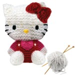 photo tricot model tricot hello kitty kit