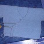 photo tricot modele brassiere bebe tricot facile 13