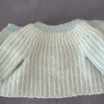 photo tricot modele brassiere bebe tricot facile 4
