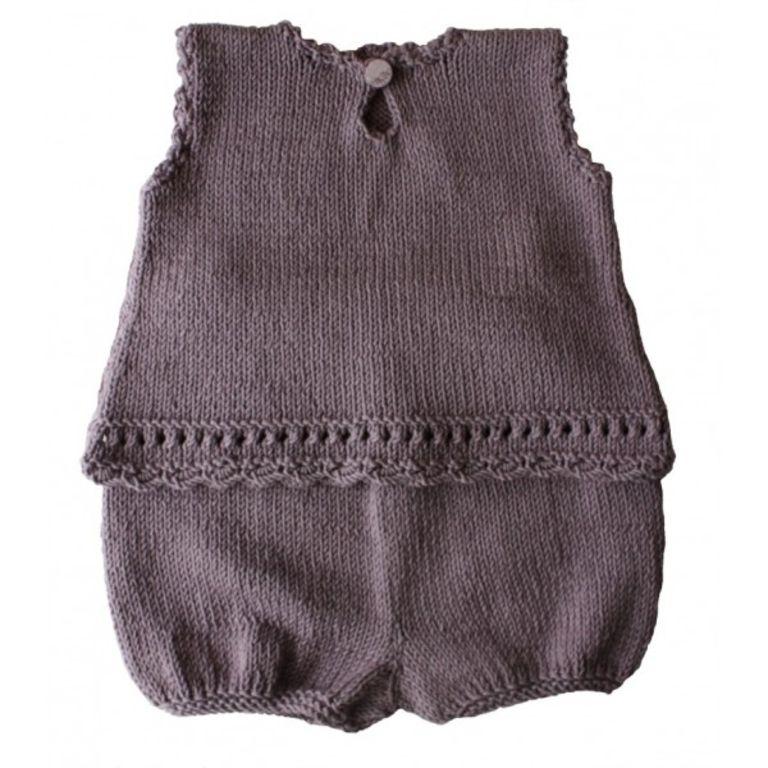 Modele tricot zorro