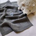 photo tricot modele de tricot pour bebe couverture 15