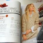 photo tricot modele gilet irlandais femme gratuit 10