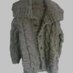 photo tricot modele gilet irlandais femme gratuit 14