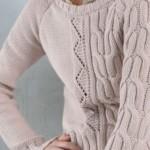 photo tricot modele gilet irlandais femme gratuit 2