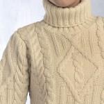 photo tricot modele gilet irlandais femme gratuit 4