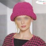 photo tricot modele pour tricoter un bonnet femme 9